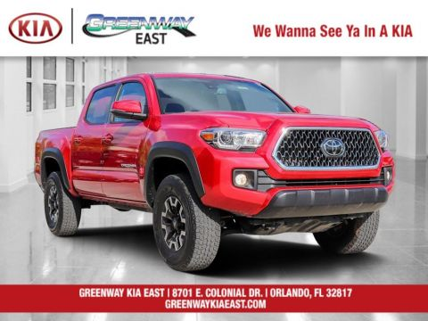 2019 Toyota Tacoma 2WD TRD Offroad