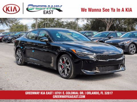 New 2020 Kia Stinger GT